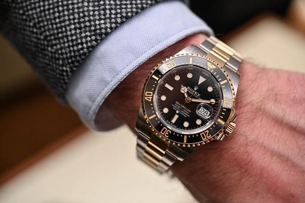 Rolex Sea Dweller 126603 phiên bản chiếc đồng hồ chinh phục độ sâu đỉnh cao