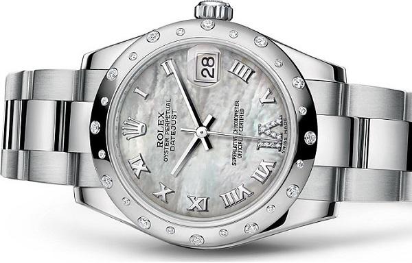 Đồng hồ Rolex mặt thiên thạch sang trọng và đẳng cấp - 2