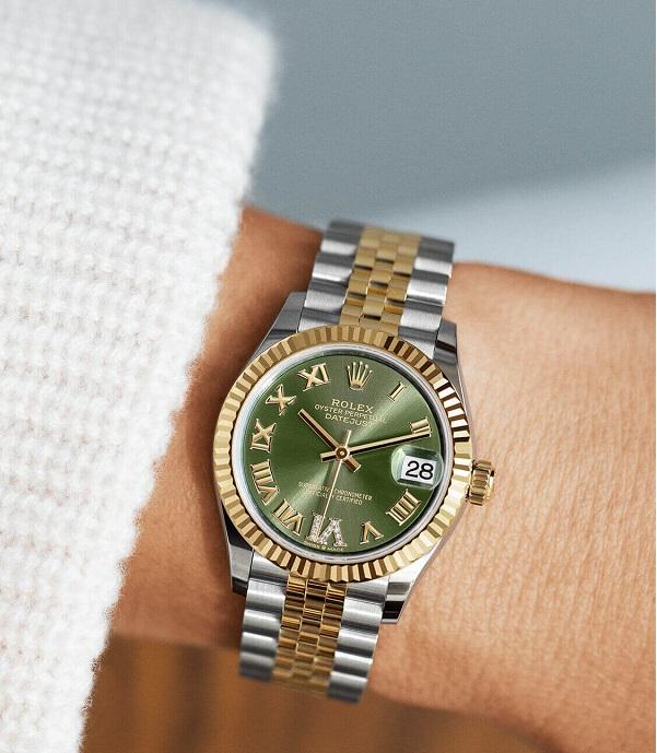 3 chiếc đồng hồ Rolex mặt xanh được yêu thích nhất