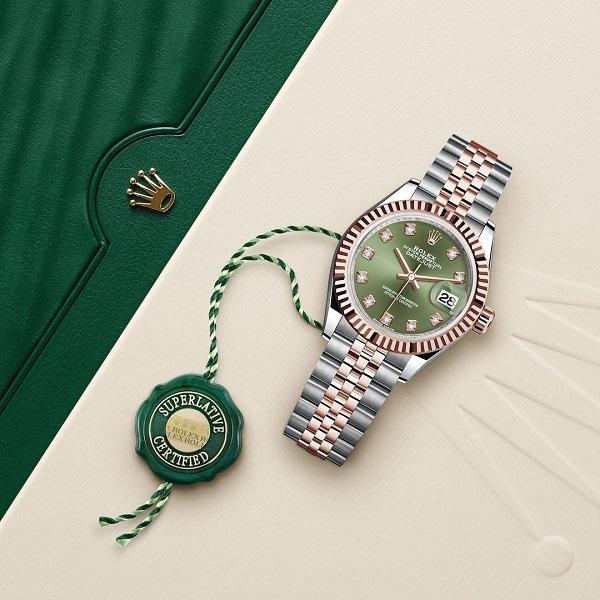 3 chiếc đồng hồ Rolex mặt xanh được yêu thích nhất - 1