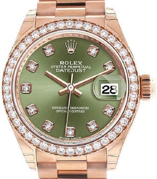 3 chiếc đồng hồ Rolex mặt xanh được yêu thích nhất - 3