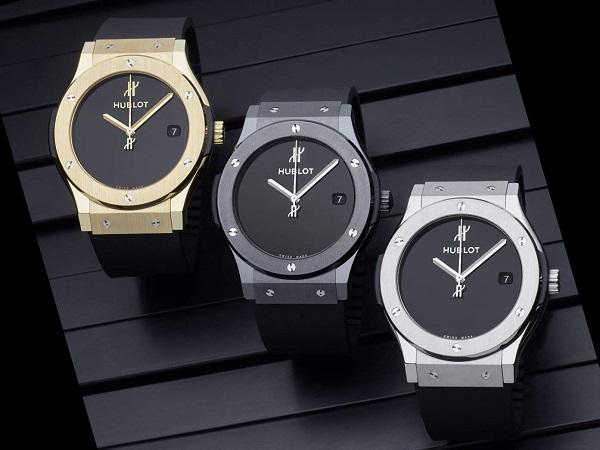 Cách nhận biết đồng hồ Hublot Thụy Sỹ Chính hãng